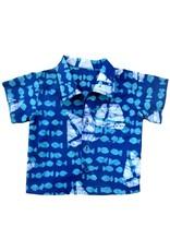Global Mamas Organic Baby Button Down Shirt