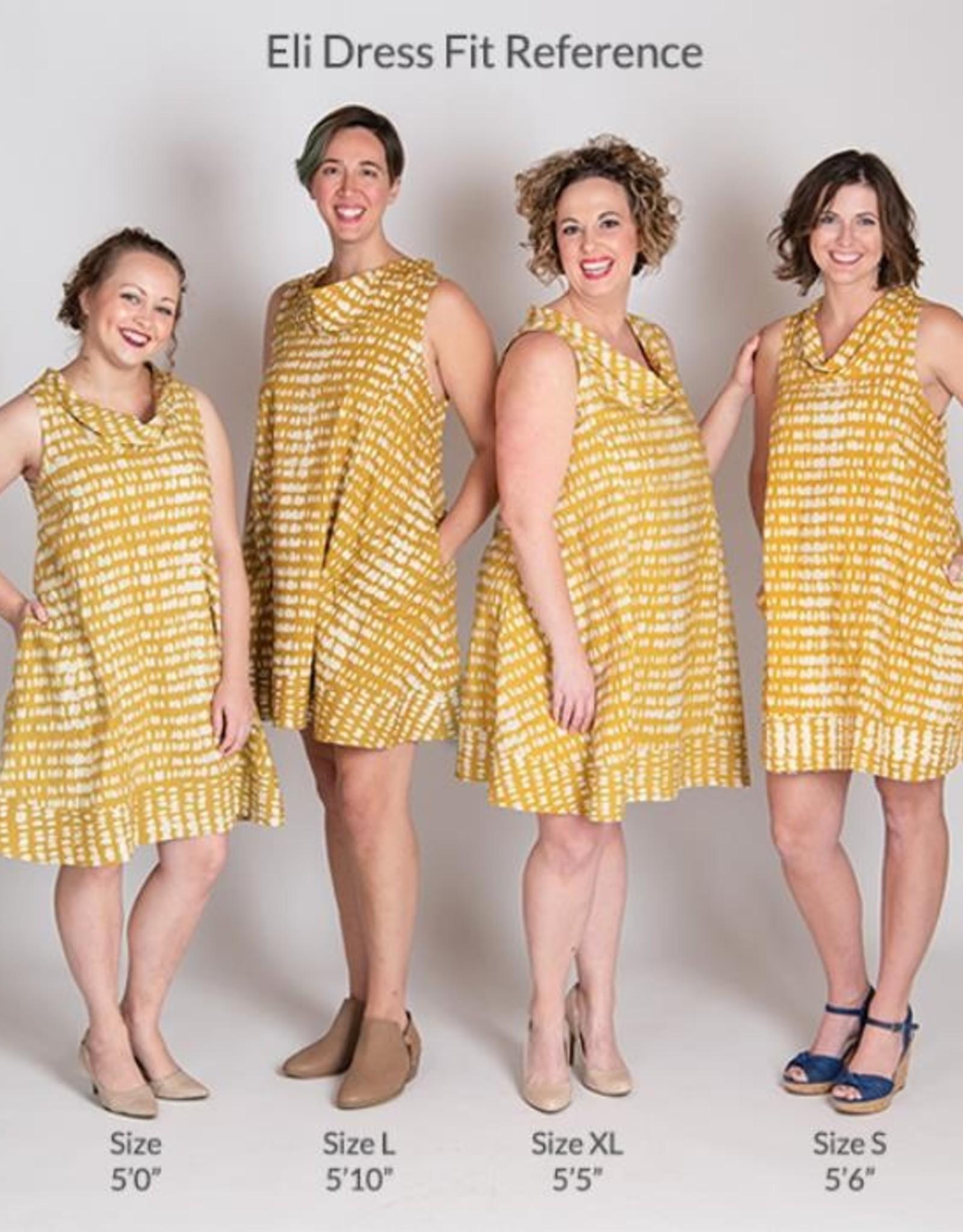 Global Mamas Organic Eli Dress