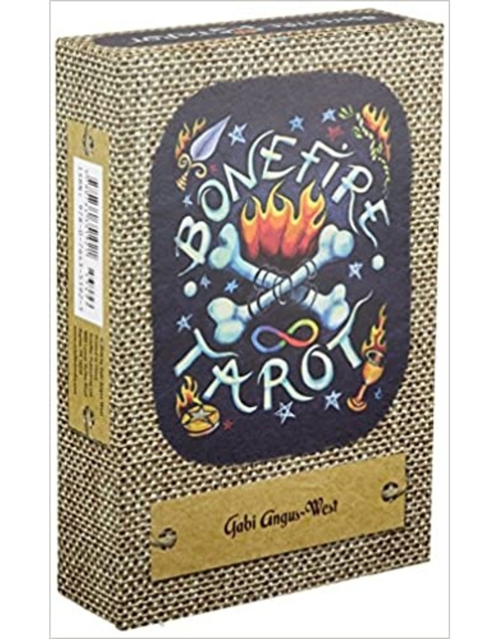 Red Feather Bonefire Tarot