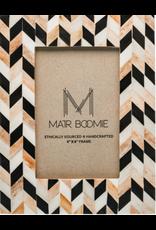 Matr Boomie Artemis 4x6 Frame - Brown & Black