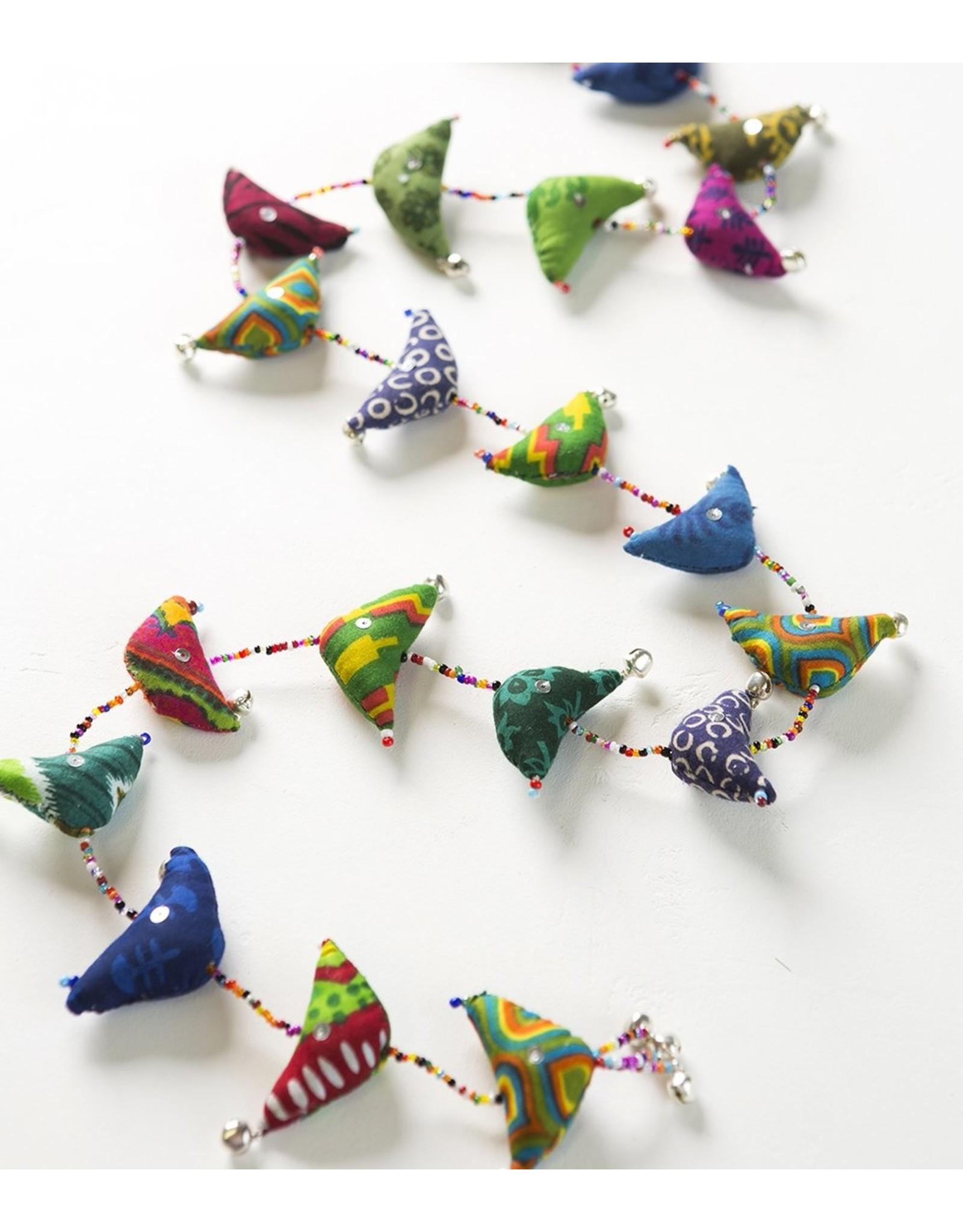 Matr Boomie Song Bird Garland
