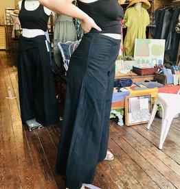 Luna Luz Hi-Waist Wide Leg Pant