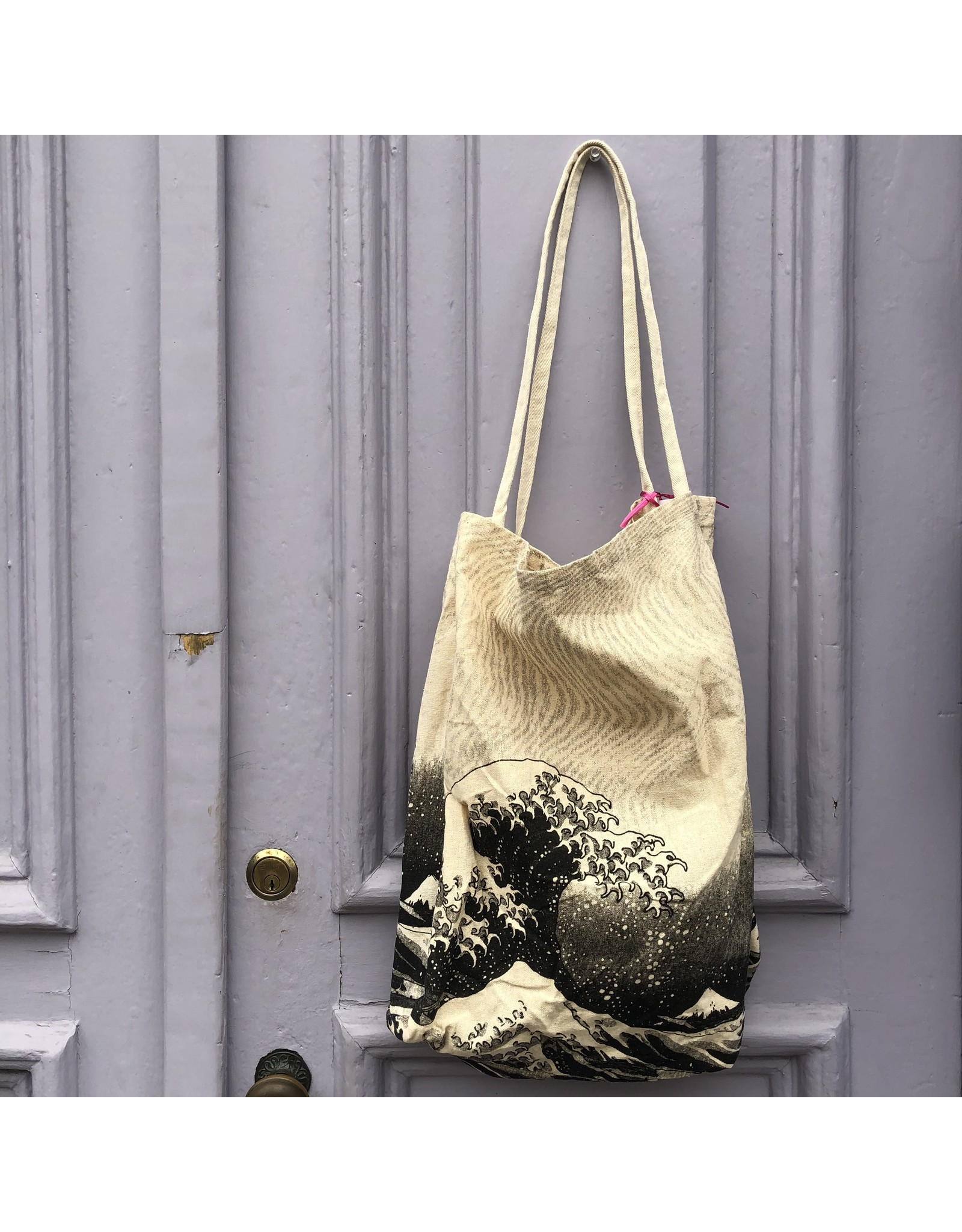 Rubyzaar Canvas Market Bag