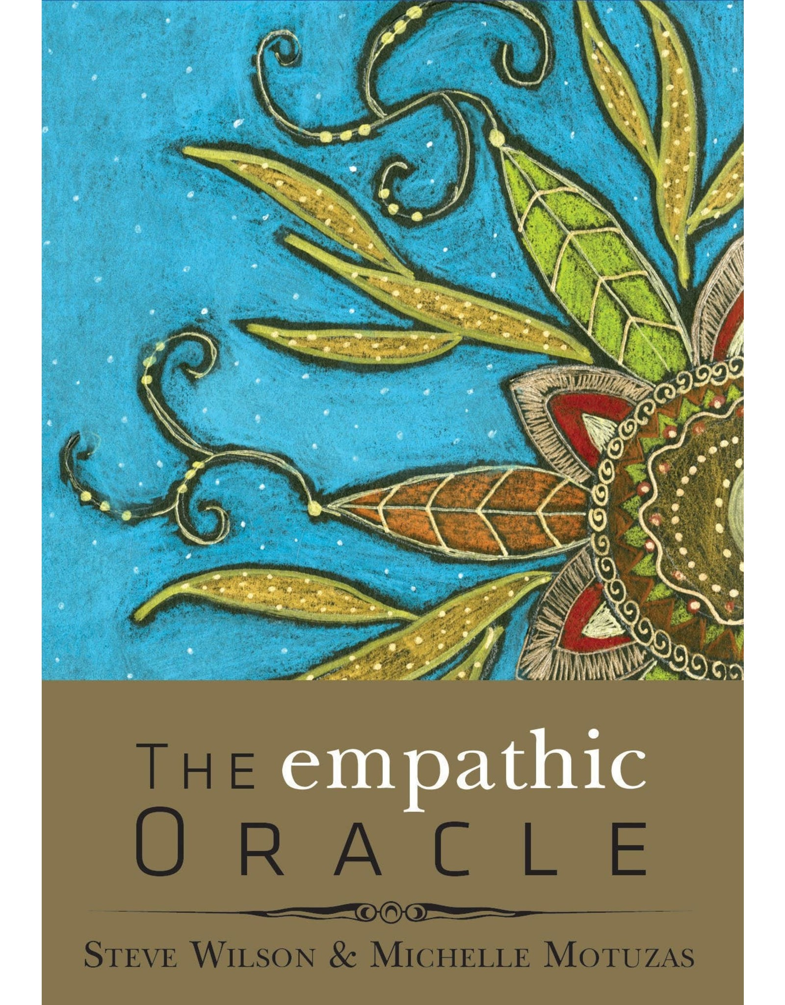 Red Feather The Empathic Oracle Book