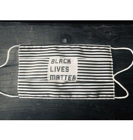 Vida Expandable Face Mask-Stripes