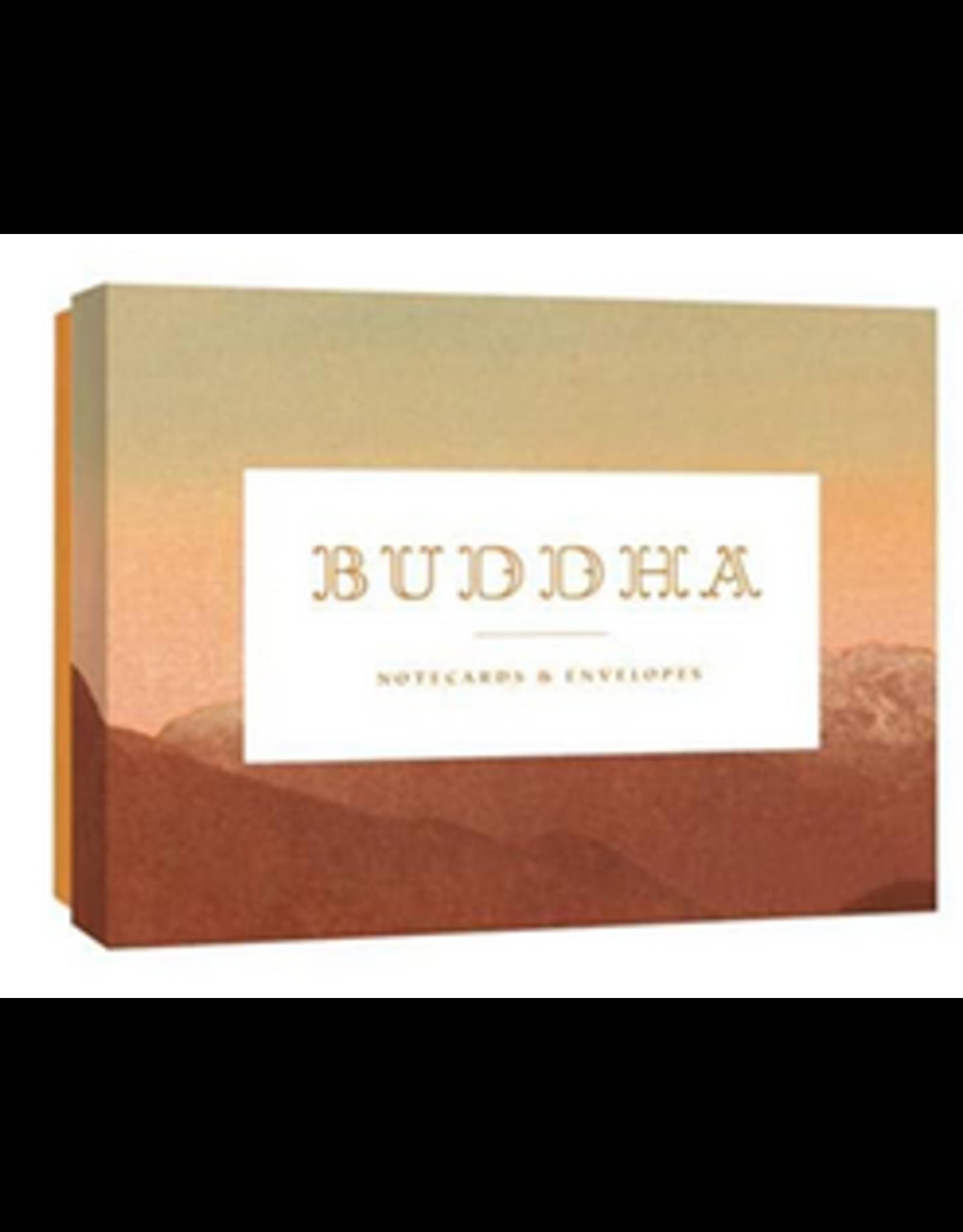 Hachette Buddha Notecards & Envelopes