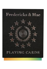 Hachette Fredericks and Mae playing cards