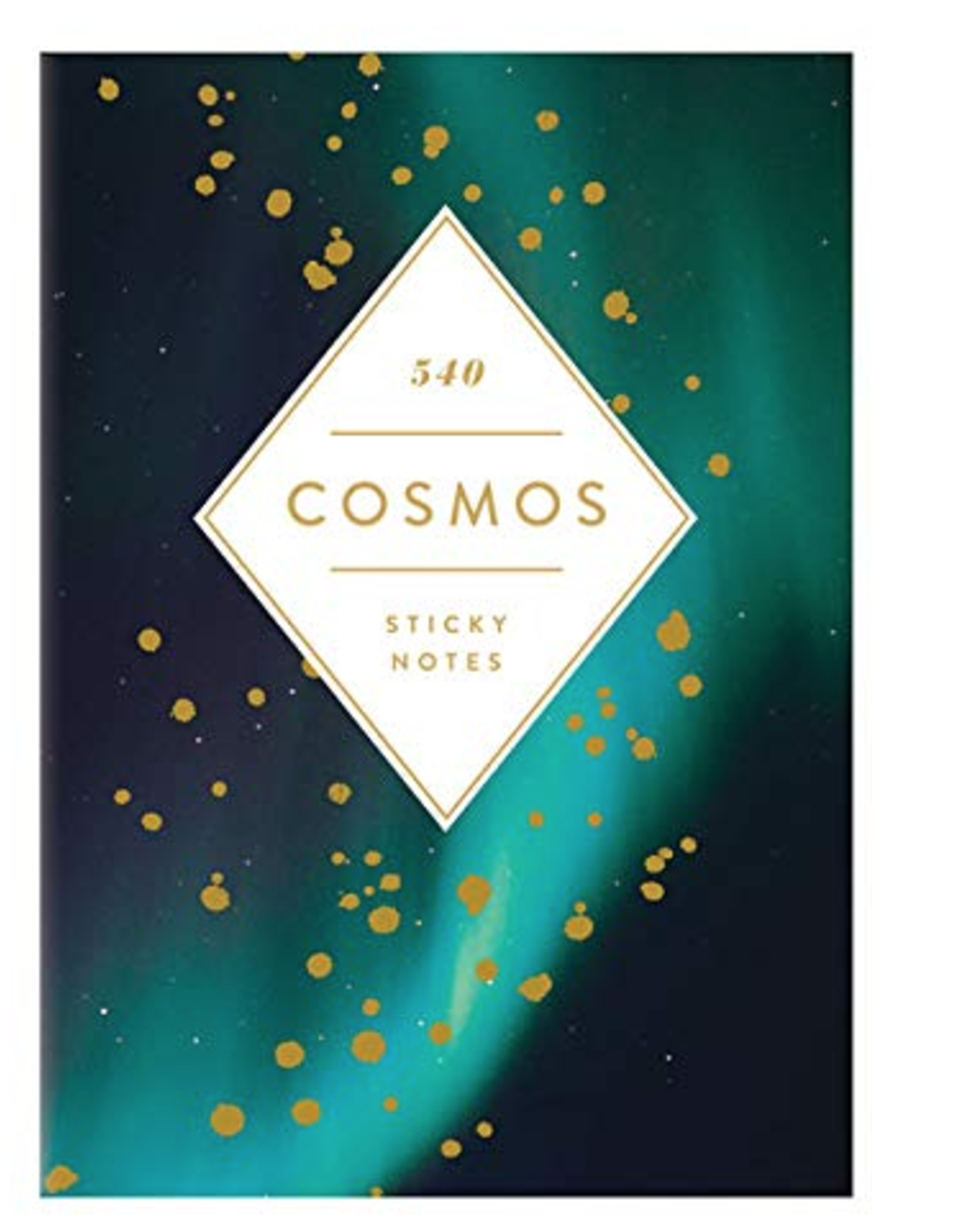 Hachette 540 Cosmos Book Of Sticky Notes