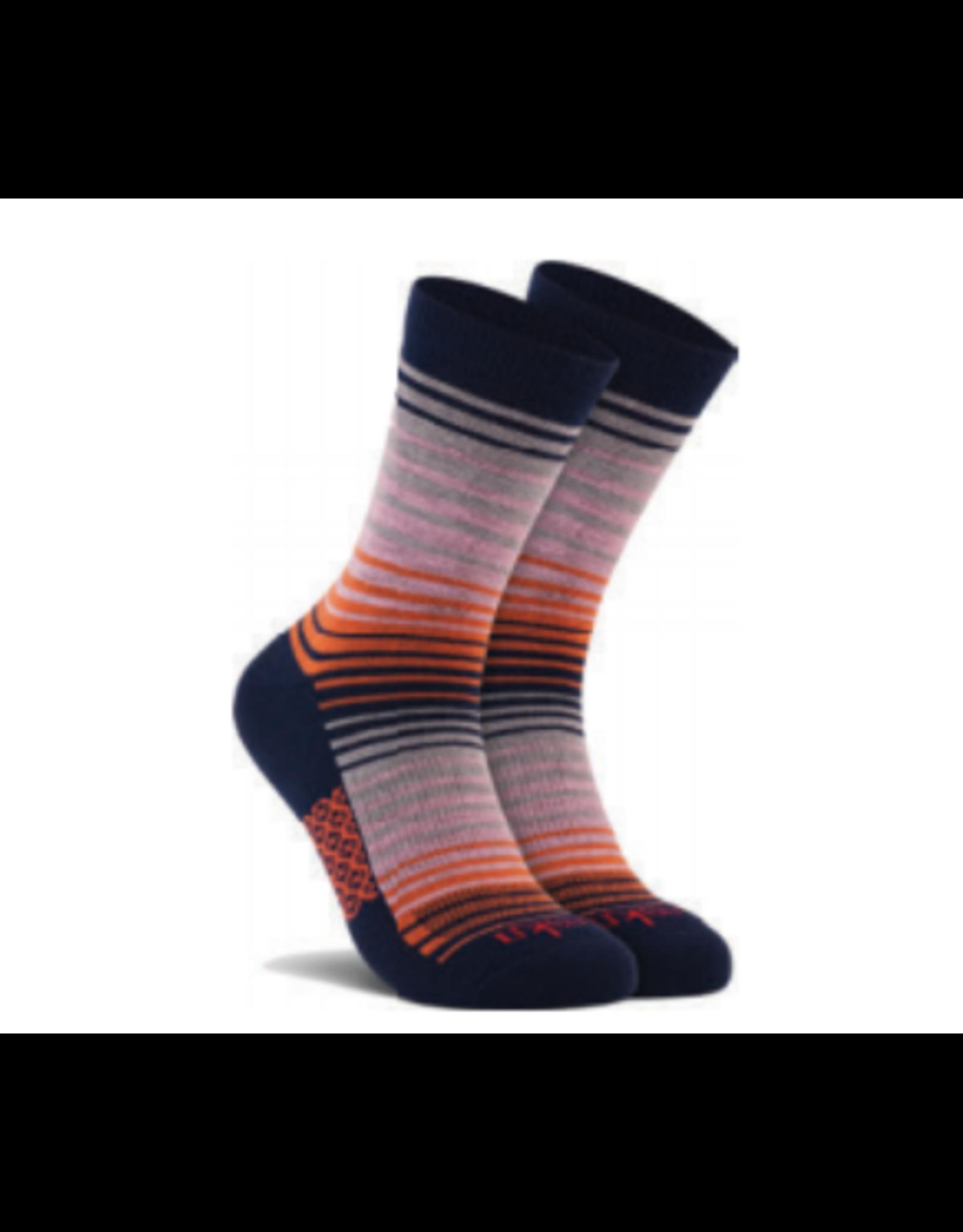 Dansko Stripe LW Women's Crew Socks