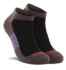 Dansko Two Tone Ultra LW Women's Low Cut Socks