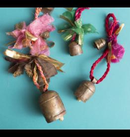 Matr Boomie Sari and Song Hanging Mini Bell