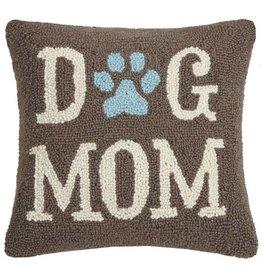 Peking Handicraft Dog Mom Hook Pillow