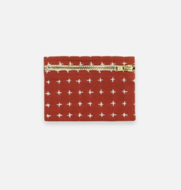 Anchal Project Cross-Stitch Coin Purse