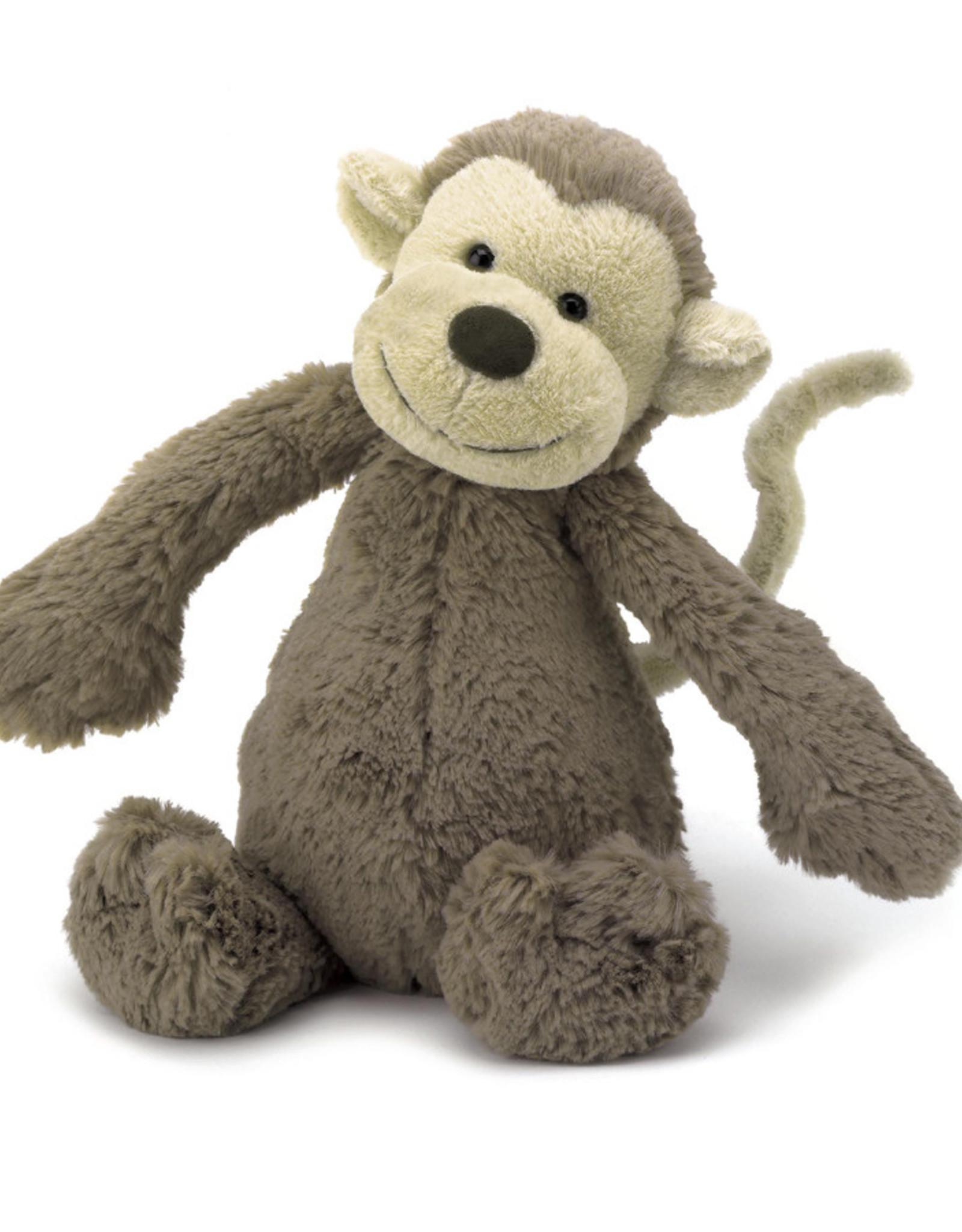 Jelly Cat Bashful Monkey - Small