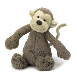 Jelly Cat Bashful Monkey - Small