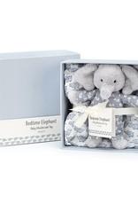Jelly Cat Bedtime Elephant Muslin & Toy Set