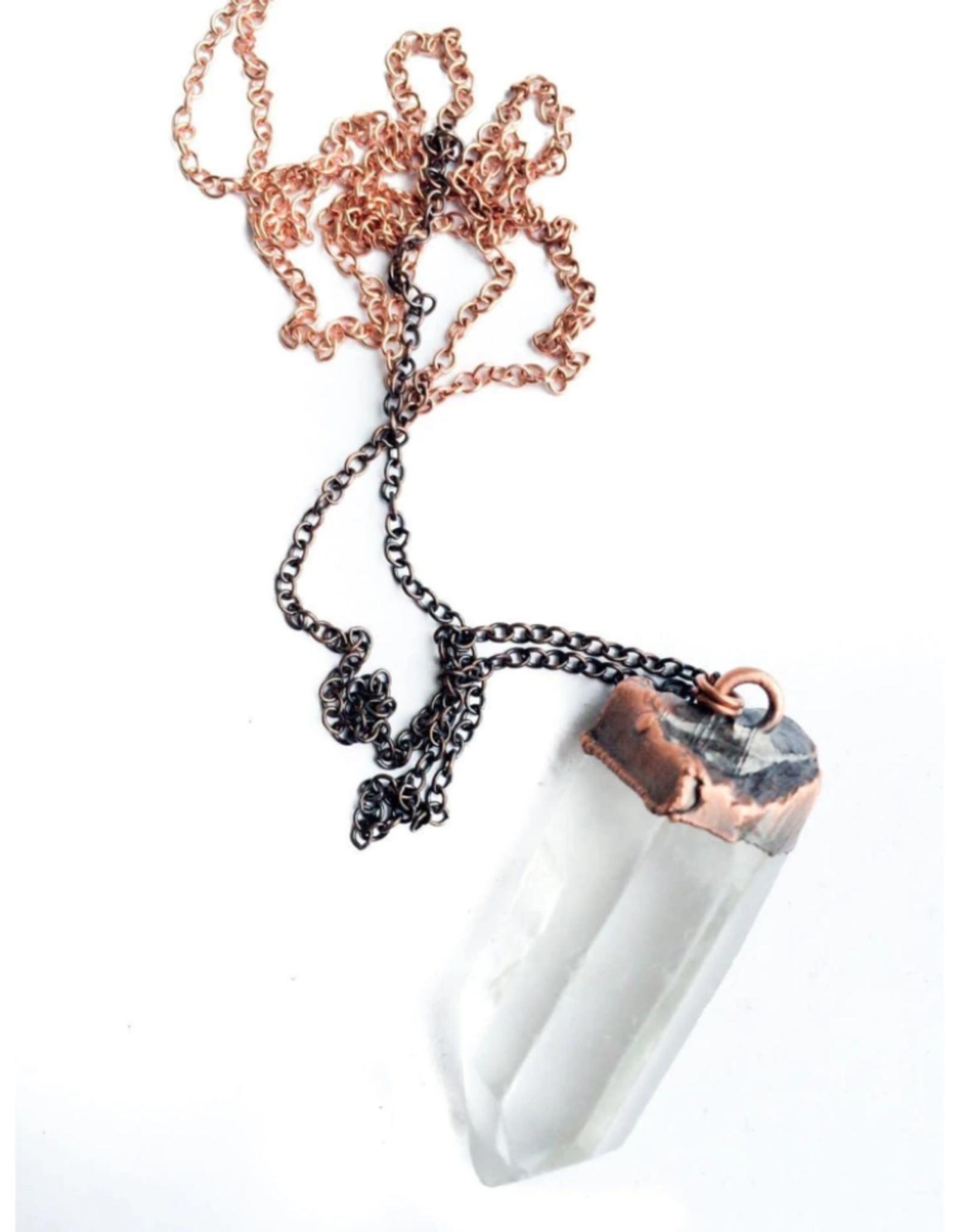 HAWKHOUSE Raw Crystal Necklace