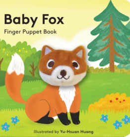 Hachette Baby Fox Finger Puppet Book