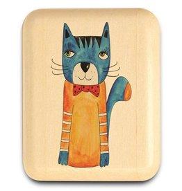 "Heartwood Creations 2"" Flat Aspen Box"