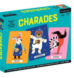 Hachette Charades Card Game