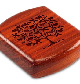 "Heartwood Creations 2"" Flat Wide Love Box"
