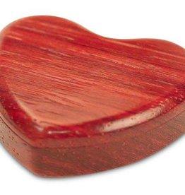 Heartwood Creations Small Heart Pivot Box