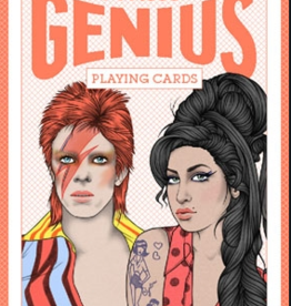 Hachette Music Genius Playing Cards