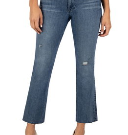 KUT from the kloth Kelsey High Rise Ankle Flare Jean