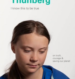Chronicle Books Greta Thunberg - I Know This To Be True