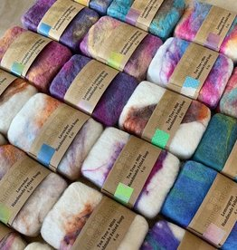 Nutmeg Naturals Handmade Felted Soap