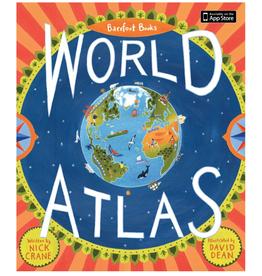 Putumayo World Music Barefoot World Atlas
