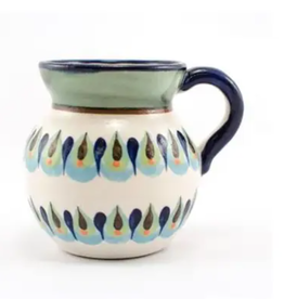 Lucia's Imports Round Coffee Mug