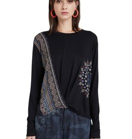 Desigual Friezes Mandala Top