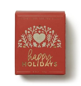 Illume Happy Holidays Boxed Votive Candle