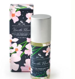 Soap & Paper Factory Vanilla Fleur Roll-On Perfume