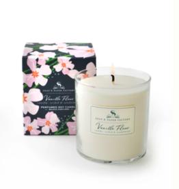 Soap & Paper Factory Vanilla Fleur 9.5oz Candle