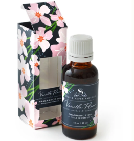 Soap & Paper Factory Vanilla Fleur 1 oz Fragrance Oil