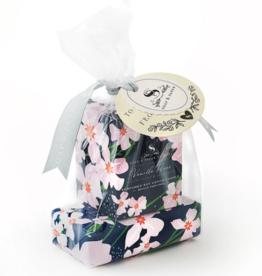 Soap & Paper Factory Vanilla Fleur Votive & Soap Gift Set