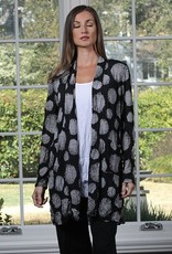 Chalet Cleon Sheer Dot  Cardigan