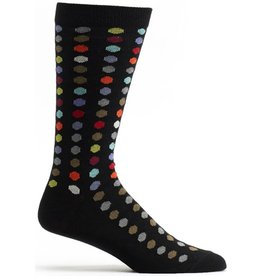 Ozone Designs Dots to Dots- Mens- Black- One Size