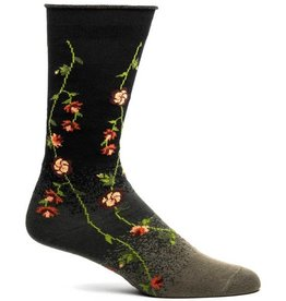 Ozone Designs Tibetan Flowers Socks