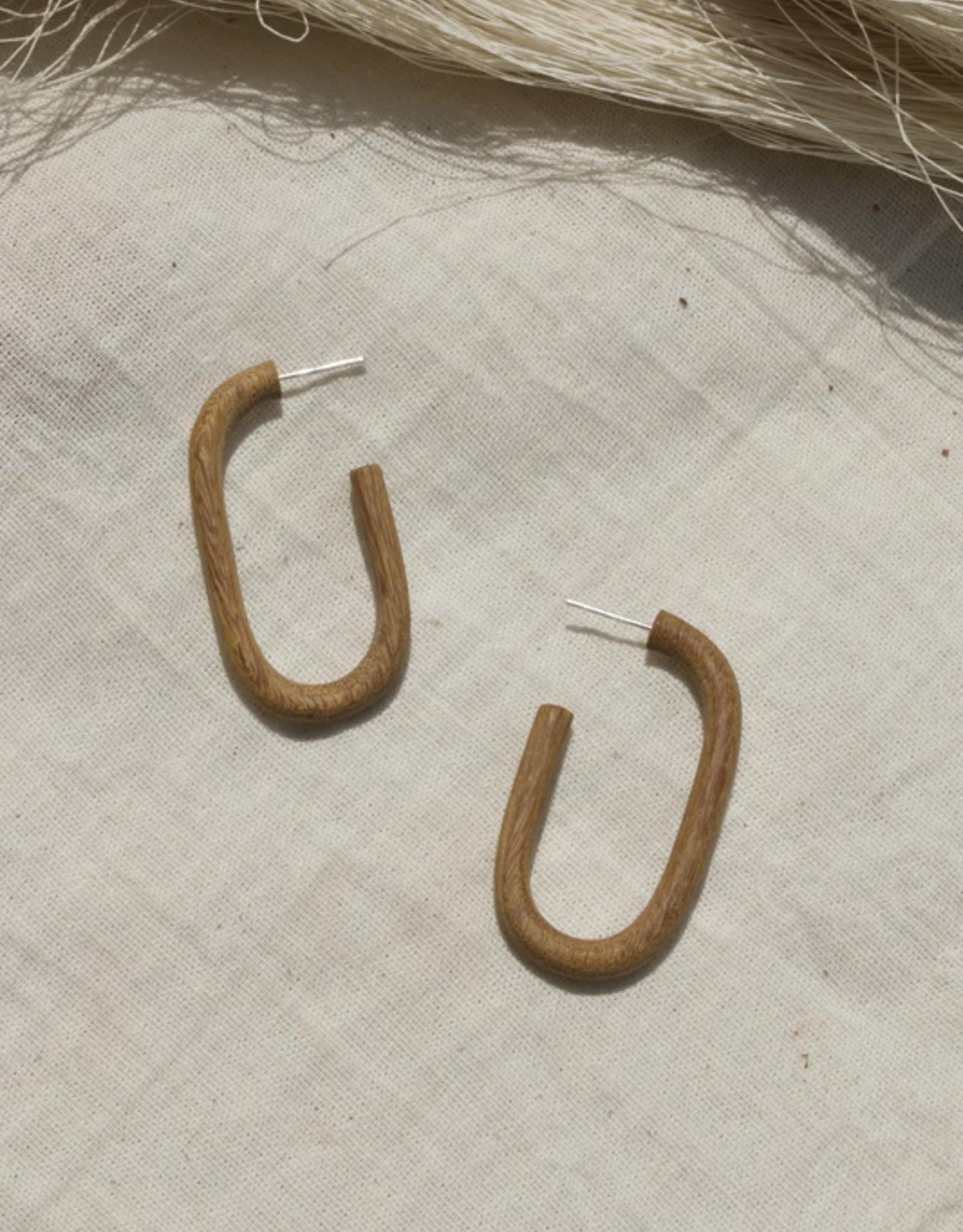 YEWO Tondo Earrings