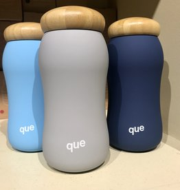 que Que Insulated Bottle 17 oz