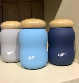 que Que Insulated Bottle 12 oz