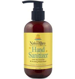 Naked Bee Orange Blossom Honey Hand Sanitizer 8 oz.