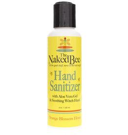Naked Bee Orange Blossom Hand Sanitizer 4 oz.