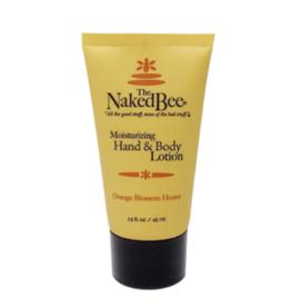 Naked Bee Orange Blossom Honey Hand & Body Lotion 1.5 oz