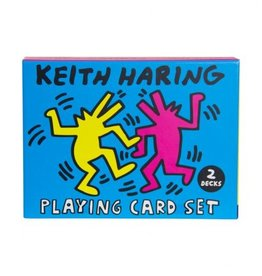 Hachette Keith Haring Playing Card Set