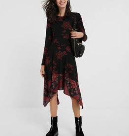 Desigual Chicago Long Sleeve Dress
