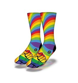 savvy sox LGBTQ Love Power Socks